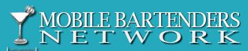 Mobile Bartenders Network Logo