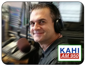 Dave Naves Live on the Radio - KAHI AM 950 - Friday Mornings 8:45am