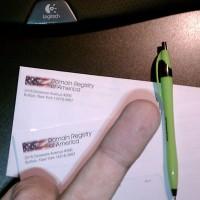 Beware of Domain Registry of America Letters