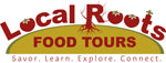 Local Roots Food Tours logo